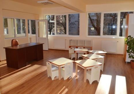 Contract semnat: o creşă şi o grădiniţă din Oradea se extind cu bani europeni. Valoarea investiţiei este peste 2 milioane de lei