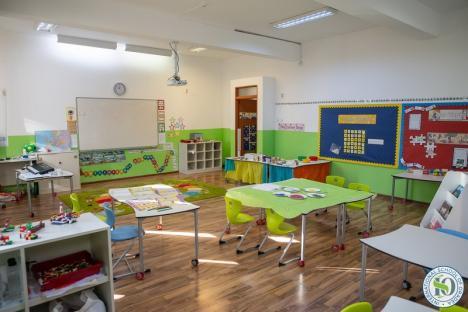 Creşă, grădiniţă, şcoală britanică în Oradea. Înscrie-te Acum! (FOTO)