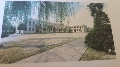 Începe construcţia creşei şi grădiniţei din Parcul Industrial. Cum va arăta (FOTO)