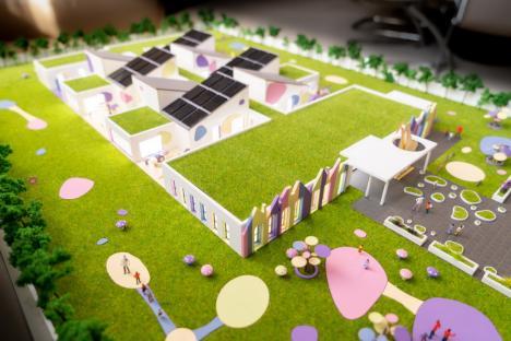 Ministerul Dezvoltării a aprobat construirea în Bihor a cinci creșe din cele 138 care vor fi făcute la nivel național