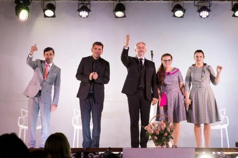 Actorul orădean Răzvan Vicoveanu, nominalizat la Premiile UNITER!