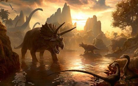 Fosilele unui crocodil dispărut în Cretacic, descoperite de un orădean şi un clujean, în Bazinul Haţeg (FOTO)