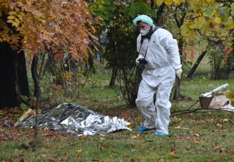 Parchetul Bihor a făcut public numele suspectului de crimă: Rogia Sorin Ioan, fiul unui medic orădean!
