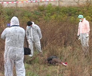 Cadavru cu gâtul tăiat, găsit în apropiere de Real