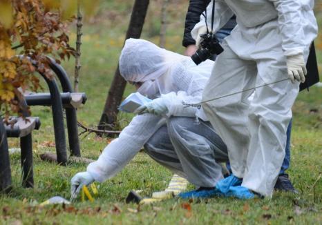 Crimă sinistră în Bihor: Un bărbat şi o femeie au fost găsiţi cu gâtul tăiat într-o casă din comuna Roşiori