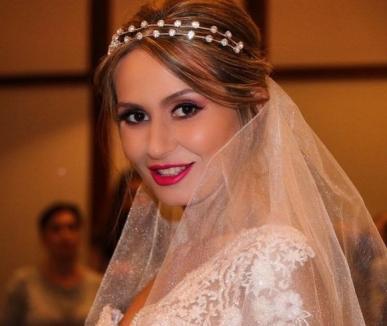 În sfârşit! Crina Abrudan se mărită cu fostul fotbalist Gabi Popescu (FOTO)