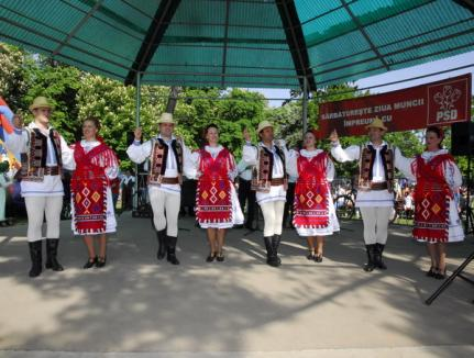 Ansamblul Crişana va reprezenta România la Expoziţia Mondială din China