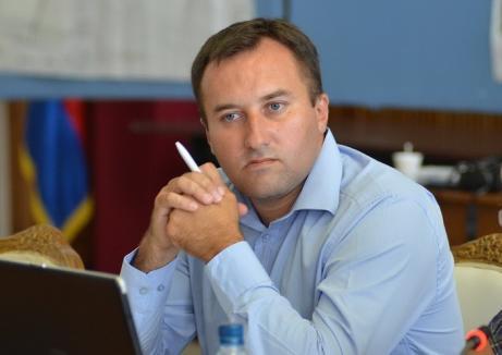 Arhitectul Cristian Puşcaş este noul preşedinte al PMP Bihor