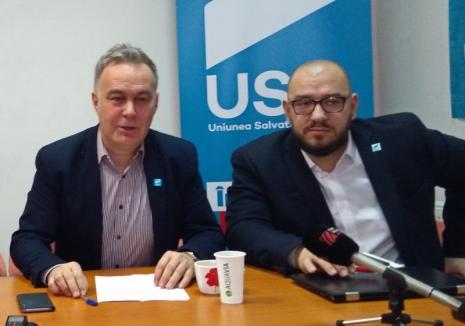 """Fără penali în funcţiile publice! USR Bihor strânge 30.000 de semnături pentru """"o chestiune de bun simţ"""""""