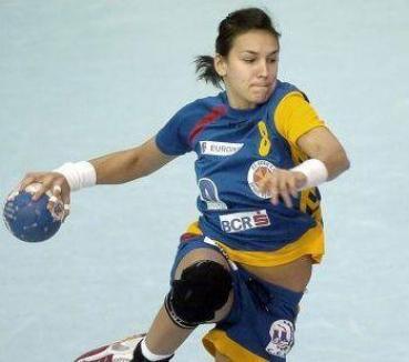 Românca Cristina Neagu a fost desemnată cea mai bună handbalistă din lume în 2010