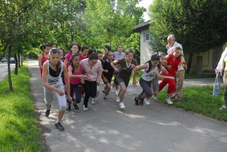 De Ziua Europei, bihorenii sunt invitaţi la alergat!