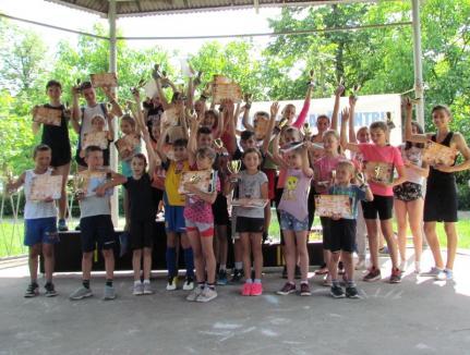 250 de elevi bihoreni au participat la Crosul ProEuropa (FOTO)