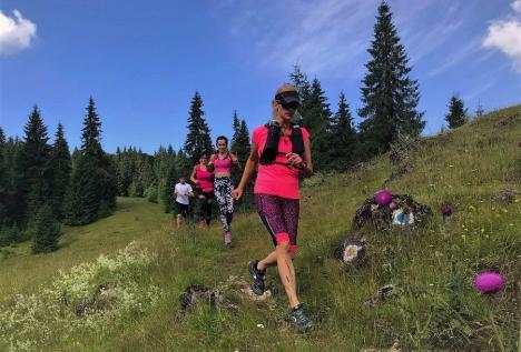 """Maraton Oxigen Plus: Concurs pentru """"titanii munţilor"""", în Padiş"""