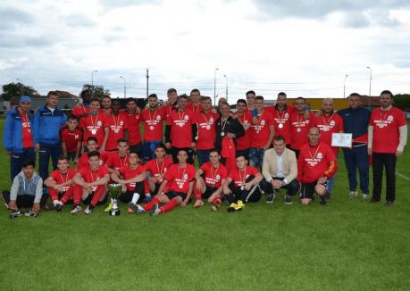 S-a încheiat Liga a IV-a la fotbal: CSC Sânmartin e campioana județului Bihor
