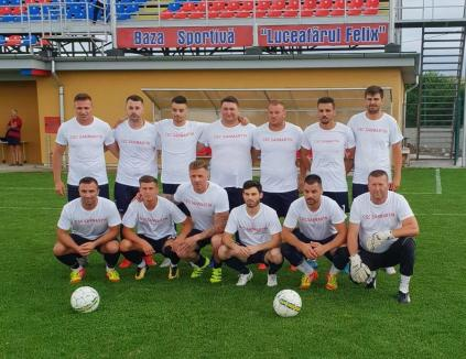 Etapa a V-a: Victorii pentru echipele bihorene de fotbal din Liga a III-a