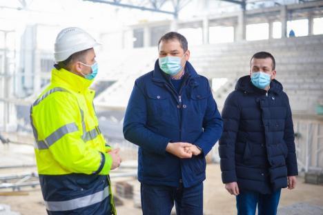 Ministrul Dezvoltării, Cseke Attila, două vizite în săptămâni consecutive în Bihor. Ce lucrări a inspectat(FOTO)
