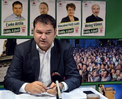 Blocajul din CJ Bihor: Preşedintele UDMR Bihor, Cseke Attila, exclude varianta alegerilor anticipate