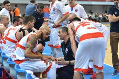 CSM CSU Oradea a pierdut la limită jocul de la Sibiu de pe terenul liderului