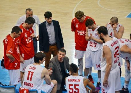 Un nou joc dificil pentru CSM CSU Oradea: sâmbătă, la Cluj, cu Universitatea BT
