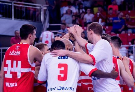 Victorie categorică! CSM Oradea a câştigat meciul 3 al finalei cu Steaua Bucureşti cu 24 puncte diferenţă
