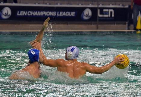 Oradea, cu o singură echipă de polo în Superligă: CS Crişul nu s-a mai înscris în campionat