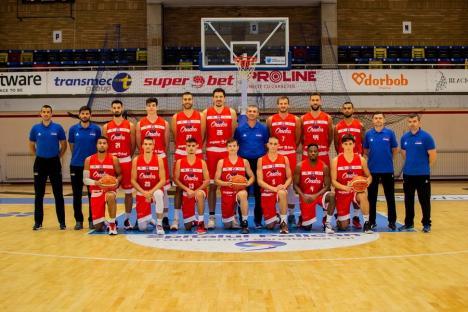 Covid la CSM Oradea: Un jucător al echipei de baschet, confirmat cu coronavirus