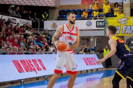 Victorie clară pentru CSM CSU Oradea, la Sibiu, în primul joc din 2020!