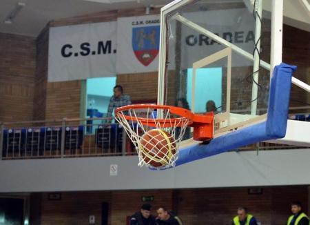 Baschetbaliştii de la CSM CSU Oradea întâlnesc din nou Energia Tg. Jiu, de această dată, acasă!