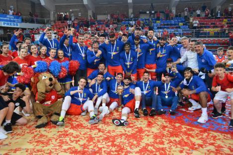CSM CSU Oradea şi-a depus candidatura pentru un loc în noua ediţie a Basketball Champions League