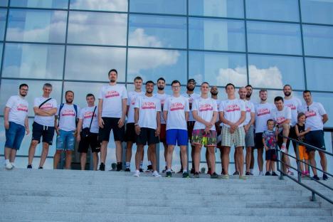 Baschet: CSM CSU Oradea va începe seria jocurilor internaţionale pe teren propriu