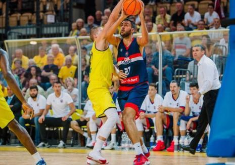 Baschet: CSM CSU Oradea a pierdut, în Ungaria, jocul cu Falco Szombathely