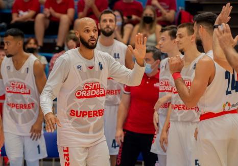 Încep meciurile oficiale pentru echipa de baschet CSM CSU Oradea în noul sezon
