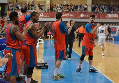 CSM Oradea a anunţat parteneriatul cu Spitalul Pelican, care-i va trata pe sportivii clubului