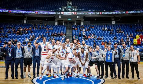 CSM CSU Oradea s-a înscris în noua ediţie a FIBA Europe Cup