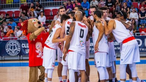 CSM CSU Oradea s-a impus clar în meciul cu ZKT Skopje și a câştigat Memorialul Antonio Alexe!