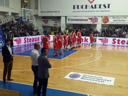 Victorie la Bucureşti: CSM CSU Oradea s-a calificat în final four-ul Cupei României