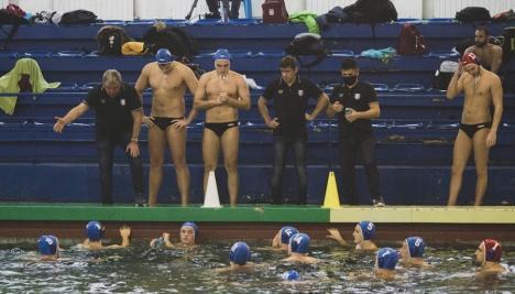 CSM Oradea a pierdut primul joc de la turneul LEN Euro Cup de la Belgrad