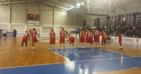 Victorie la pas pentru baschetbaliştii de la CSM CSU Oradea, la Mediaş, scor 93-76!