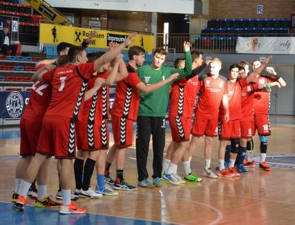 Handbaliștii de la CSM Oradea și-au aflat programul pentru noul sezon al Diviziei A