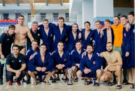 Examen dificil pentru poloiştii de la CSM: Sâmbătă, semifinala LEN EuroCup, cu italienii de la CC Ortigia