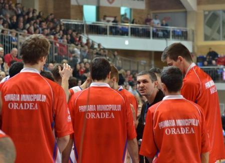 Echipa de baschet CSM Oradea se reuneşte pe 6 august