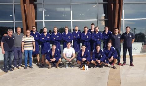 Echipa de polo a Oradiei s-a calificat în semifinaleleLEN EuroCup!