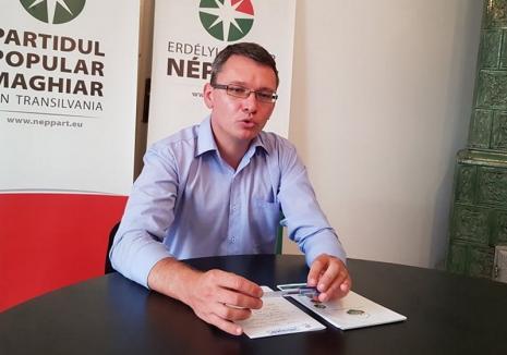 Nou protest în Piaţa Unirii din Oradea: PPMT-iştii anunţă un nou lanţ uman şi rugăciuni pentru statuia Regelui Ladislau