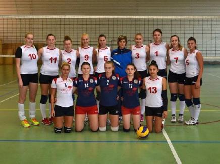 A șasea victorie pentru voleibalistele de la CSU Oradea în acest sezon!