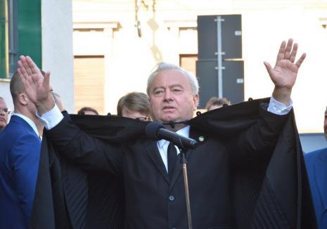 Episcopul reformat Csűry István, despre acuzaţiile de adulter: Nu am avut relaţii sexuale cu această femeie