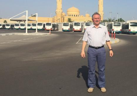 Csuzi István, fost manager OTL: 'Mă duc în Abu Dhabi cu lecţia pregătită'