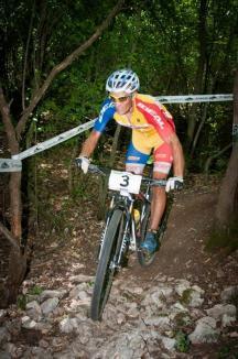 Un nou concurs de ciclism montan, în weekend, la Crater (FOTO)