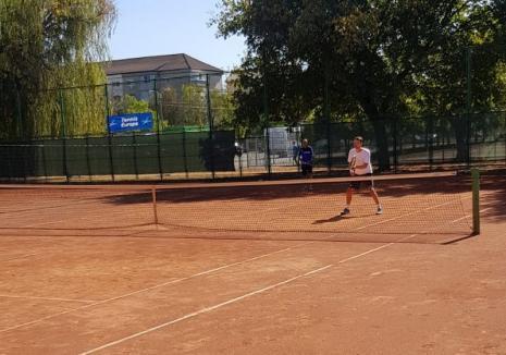 Judecătorul Antik Levente i-a bătut pe toţi! S-a terminat 'Cupa Justiţiei' la tenis