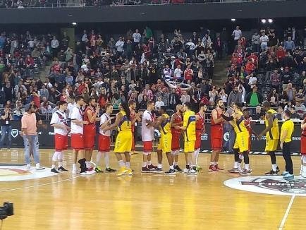 Tot fără cupă. CSM CSU Oradea a pierdut finala Cupei României în faţa Sibiului