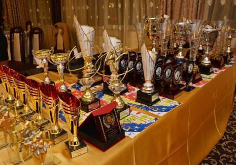 'Campionii viitorului' vor fi premiaţi în pauza meciului de baschet dintre CSM CSU Oradea şi BC SCM Timişoara